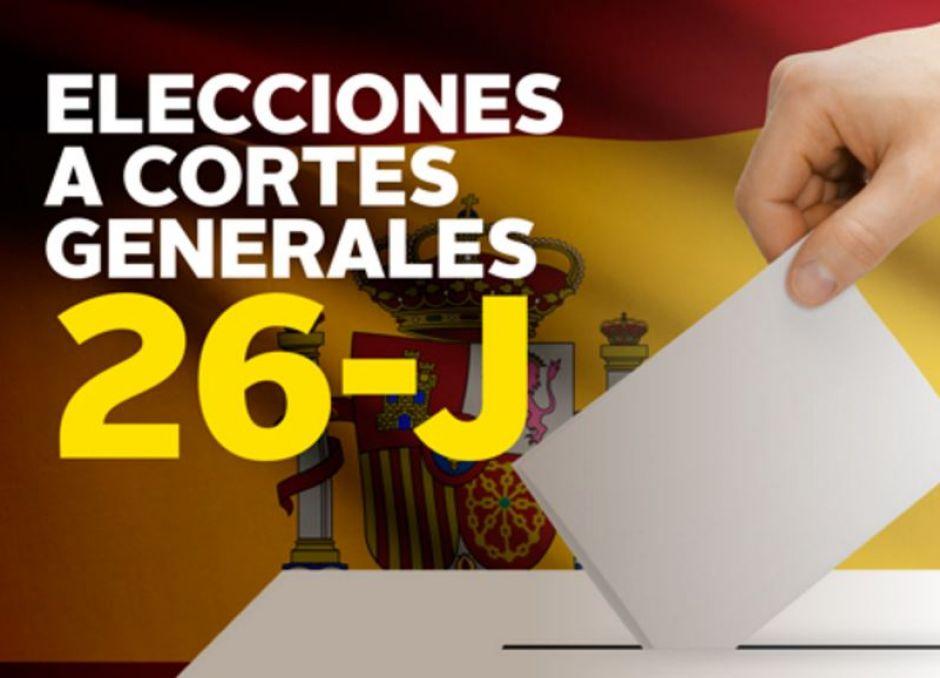 cartel_elecciones_generales_espana_junio_2016
