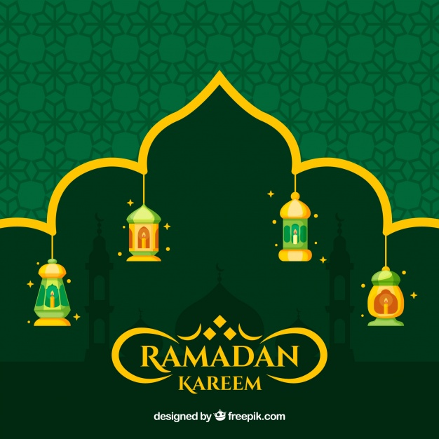 ramadan-background-with-lamps-ornaments_23-2147800305